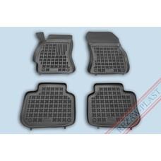 Rezaw Plast Gummi Fußmatten für Subaru Legacy V / Outback IV / V