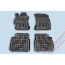 Rezaw Plast Gummi Fußmatten für Subaru Outback III