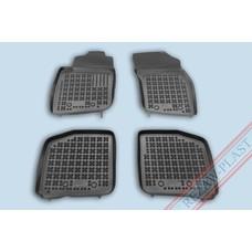 Rezaw Plast Gummi Fußmatten für Volvo S40 / V40