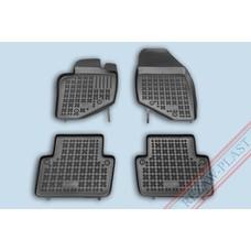 Rezaw Plast Gummi Fußmatten für Volvo S80