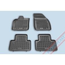 Rezaw Plast Gummi Fußmatten für Volvo V50 II