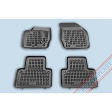 Rezaw Plast Gummi Fußmatten für Volvo XC90