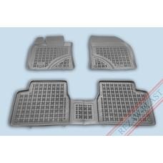 Rezaw Plast Gummi Fußmatten für Toyota Avensis III