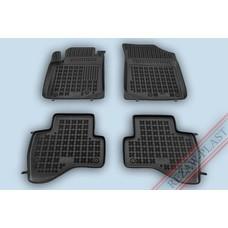 Rezaw Plast Gummi Fußmatten für Toyota Aygo II