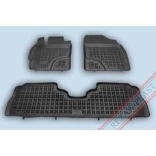 Rezaw Plast Gummi Fußmatten für Toyota Prius +