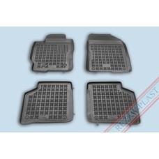Rezaw Plast Gummi Fußmatten für Toyota Prius II / III Pre-Facelift