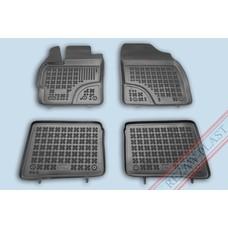Rezaw Plast Gummi Fußmatten für Toyota Prius III Facelift