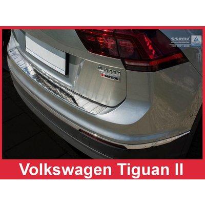 Avisa Ladekantenschutz  für Volkswagen Tiguan II