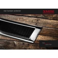 Avisa Carbon Ladekantenschutzleiste für Mini Cooper III