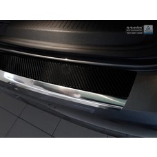 Avisa Carbon Ladekantenschutzleiste für VW Golf VII