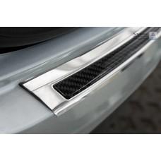 Avisa Carbon Ladekantenschutzleiste für Mercedes GLE Coupe C292