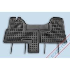 Rezaw Plast Gummi Fußmatten für Iveco Daily