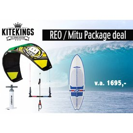 Ozone Reo package deal