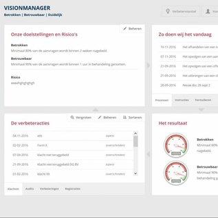 ISO 9001 update 2015 inclusief software 1-3 gebruikers