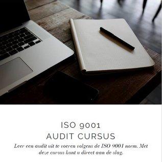 ISO 9001 Audit Cursus