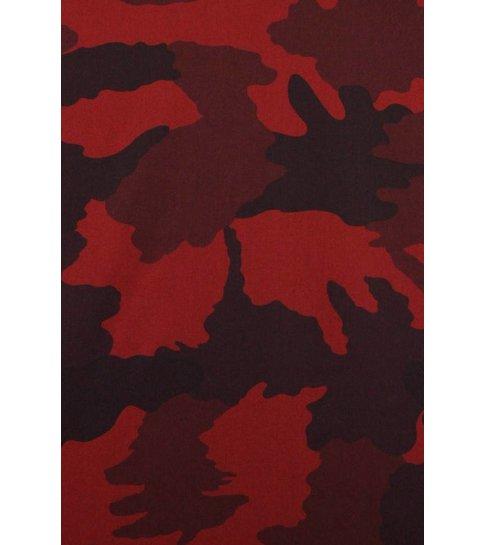Bordeaux Overhemd.Gentile Bellini Italiaanse Overhemden Slim Fit Overhemd Blouse
