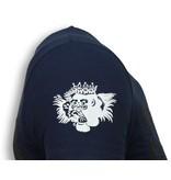 Local Fanatic Conor McGregor - Rhinestone T-shirt - Blauw