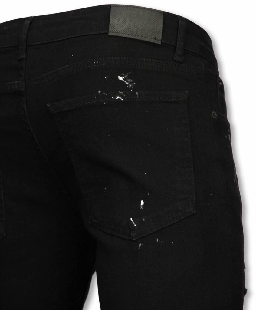 zwarte broek heren