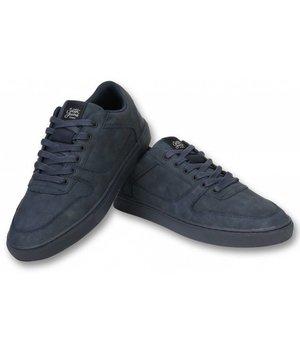 Sixth June Heren Schoenen - Heren Sneaker Seed Essential - Navy