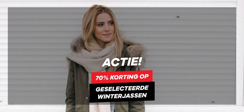 Dames Winterjassen
