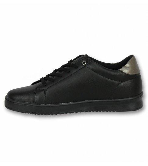 Cash Money Heren Schoenen - Heren Sneaker Bee Black - CMS16 - Zwart