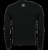 ENOS Trainingspakken Heren - Skinny Joggingpak - Ster Skull - Zwart