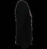 ENOS Heren Trainingspakken - Slim fit Joggingpak Mannen- Color Skull - Zwart