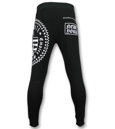 ENOS Heren Trainingspakken - Hardloopkleding - Trainingspak Kopen - Zwart