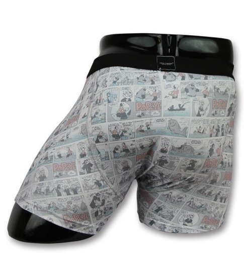 3d0a0c93687 Mannen Ondergoed Kopen | Heren Boxers Popeye | - StyleItaly.nl
