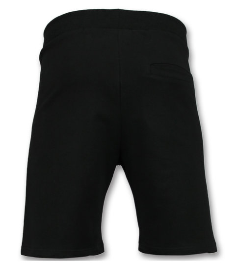 Golden Gate Zwarte Korte Broek Heren - Shorts Mannen