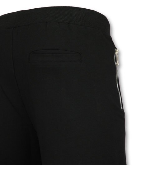 Golden Gate Korte Broek Heren  - Shorts Mannen - Zwart