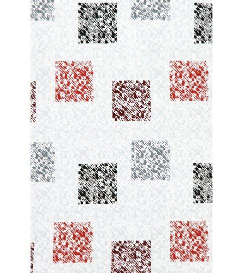 Gentile Bellini Getailleerde Overhemden Mannen - Bloemen Blouse Heren - 3012 - Wit