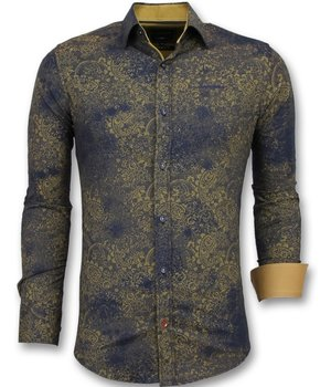 Mintgroen Heren Overhemd.Italiaanse Overhemden Sale Tot 70 Korting Super Sale