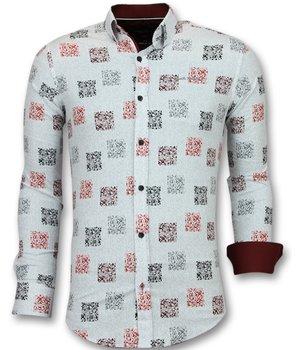 Roze Overhemd Heren Korte Mouw.Italiaanse Overhemden Sale Tot 70 Korting Super Sale