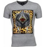 Mascherano Mason - T-shirt - Grijs