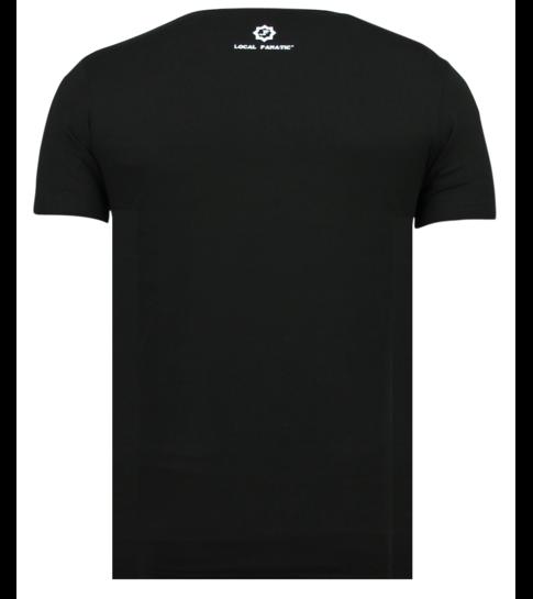 Local Fanatic Conor Mcgregor T shirt - Thenotoriousmma - Zwart