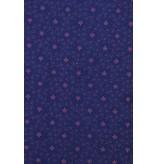 TONY BACKER Italiaanse Overhemd - Slim Fit Franse Lelie Blouse - 3029 - Blauw