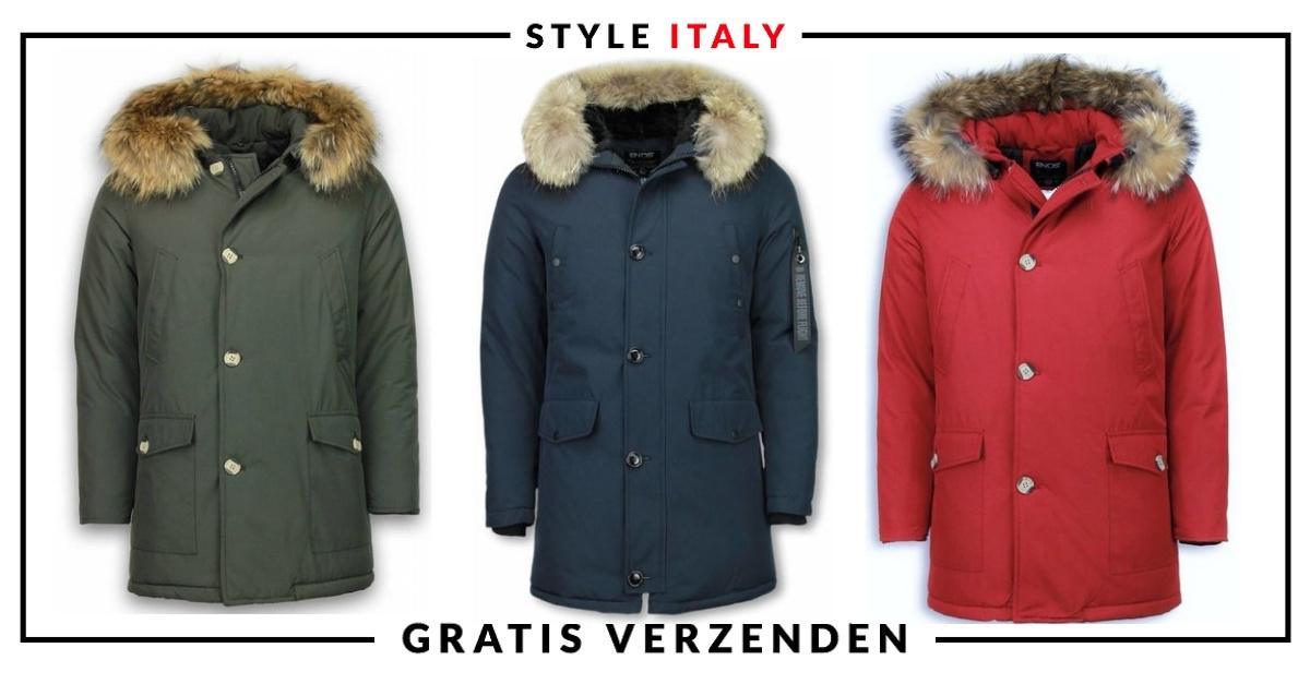 Een winterjas kan wél praktisch én modieus zijn! Style Italy
