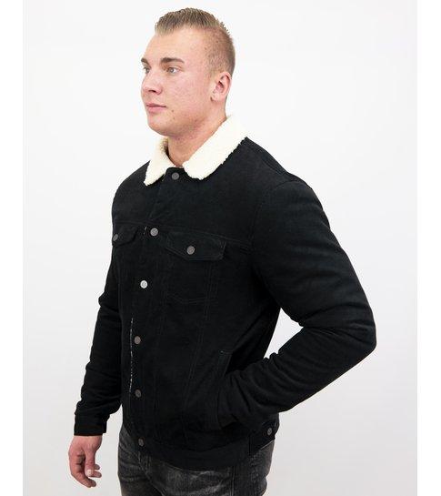 Palablu Spijkerjas Heren - Trucker Jack - Zwart
