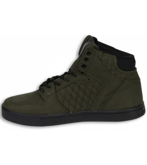 Cash Money Heren Schoenen - ACTIE SAMPLE SALE - Jailor Khaki
