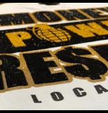 Local Fanatic Stoere Heren T-shirt  - Cosa Nostra Mafioso - Wit