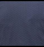 TONY BACKER Heren Overhemd met Print  - Slim Fit - 3067NW - Zwart