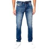 TRUE RISE Regular fit Broeken Mannen - A-11027 - Blauw