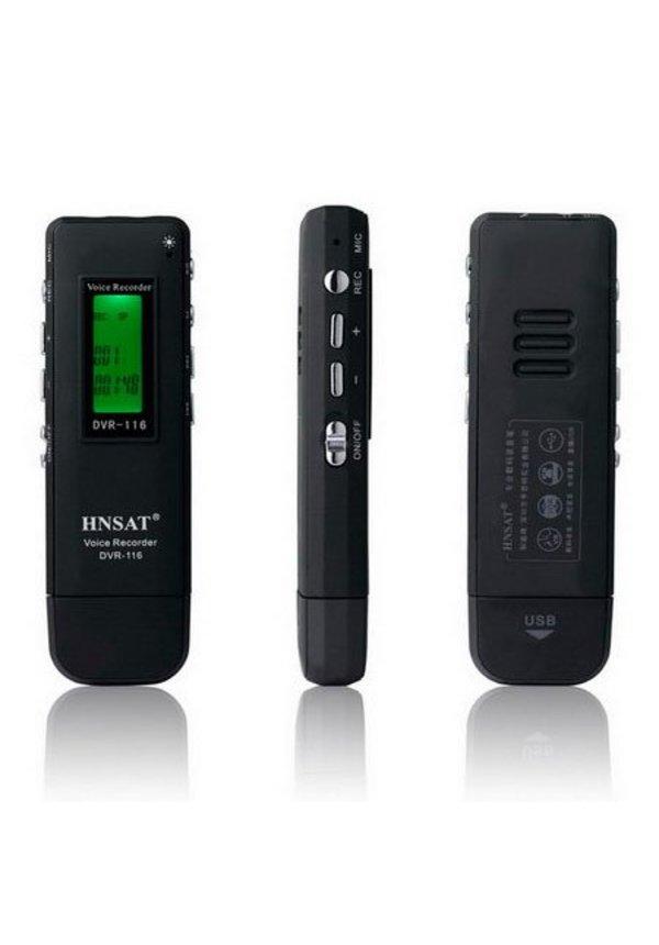 Digitale voice recorder USB Stick 4GB