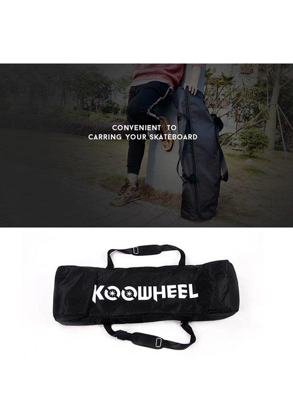 Koowheel Kooboard Onyx  incl Koowheel tas