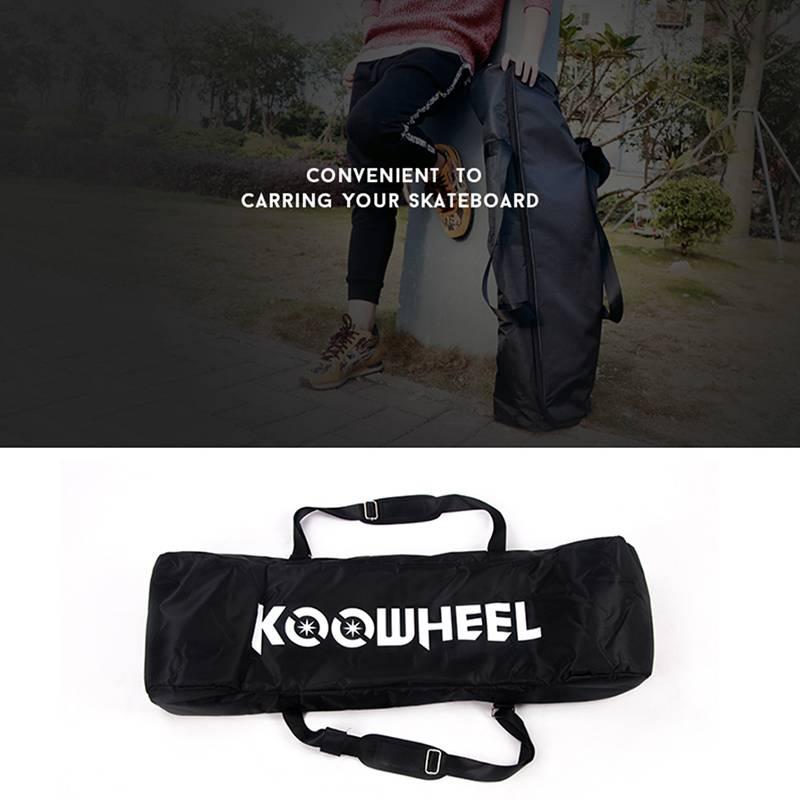 Koowheel Koowheel Kooboard Onyx  incl Koowheel tas