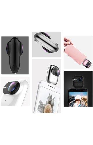 Opix360 Opix360 Tetra 3D Panorama Camera voor Smartphone