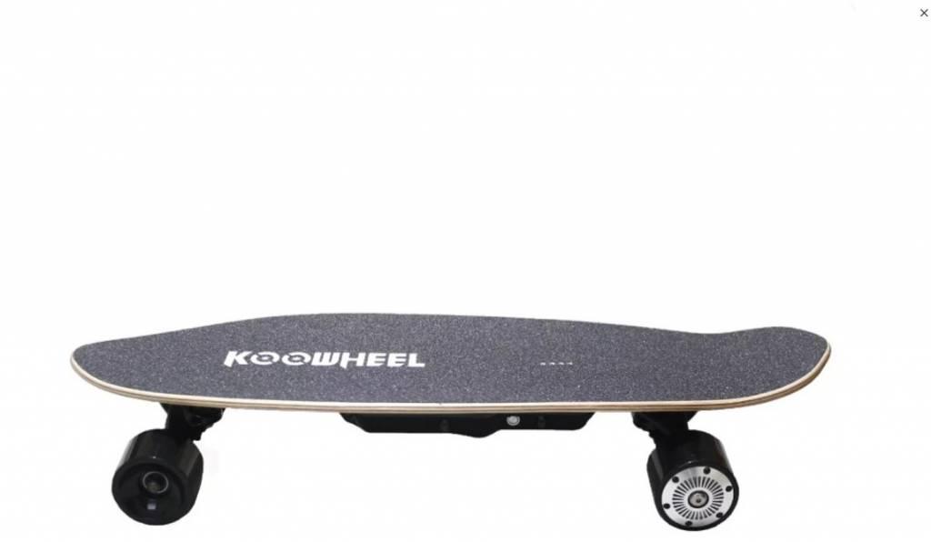 Koowheel Koowheel D3 Mini Elektrisch Skateboard