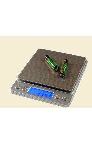 Just Compare Digitale precisie weegschaal 500g x 0.01 gram