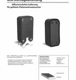 NBR - Isolierung 10mm für ZC / ZD 24